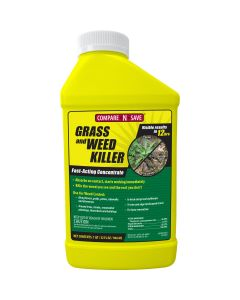 Quick Acting Weed and Grass Killer