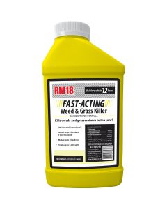 Fast-Acting Weed and Grass Killer