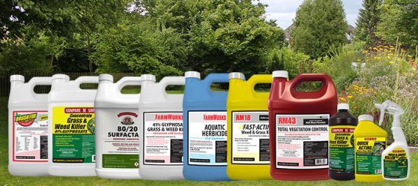 Which Ragan & Massey Herbicide Should You Grab?