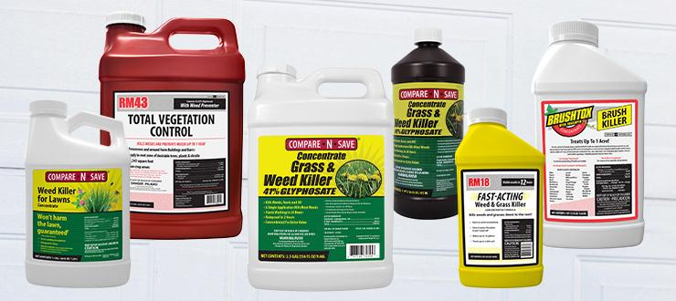 Which Ragan & Massey Herbicide Should You Use?