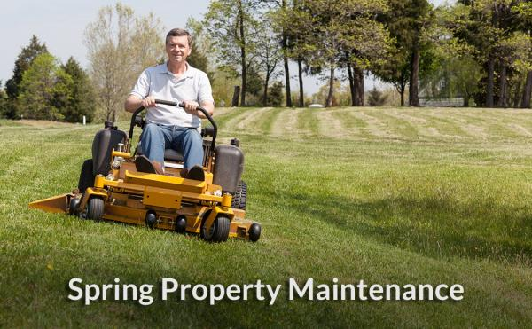 Preparing Your Property for Spring