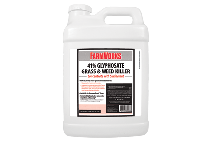 FARMWORKS™ 41% GLYPHOSATE CONCENTRATE