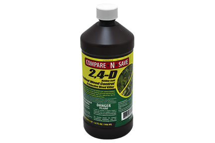 COMPARE-N-SAVE® 2,4-D AMINE BROADLEAF WEED KILLER