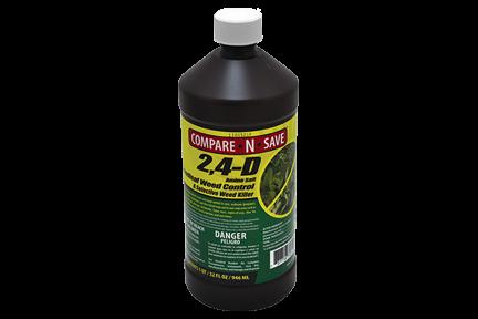 COMPARE-N-SAVE® 2,4-D AMINE BROADLEAF WEED KILLER