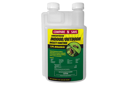 COMPARE-N-SAVE® INDOOR/OUTDOOR INSECTICIDE