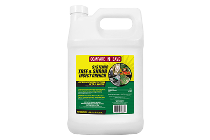 COMPARE-N-SAVE® SYSTEMIC TREE & SHRUB INSECT DRENCH