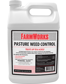 FARMWORKS™ PASTURE WEED CONTROL