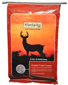 PLOTSPIKE® FORAGE COMPLETE