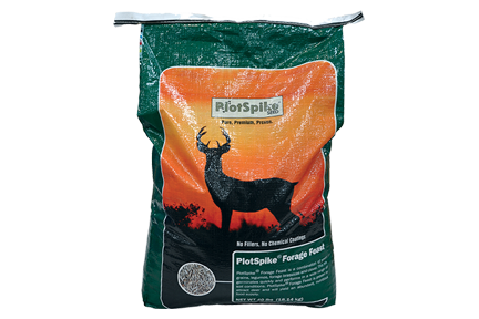 PLOTSPIKE® FORAGE FEAST
