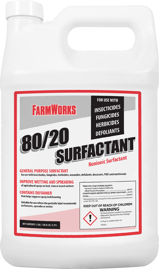 FARMWORKS™ 80/20 SURFACTANT