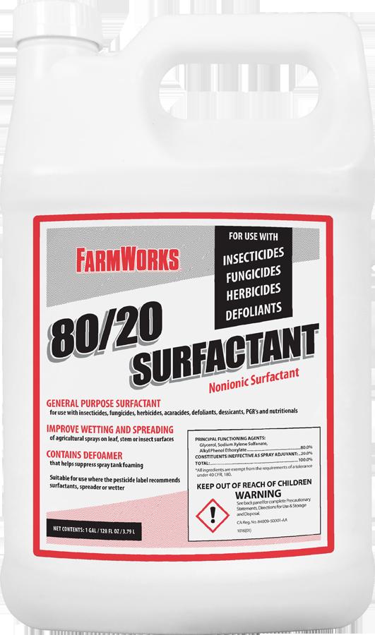 FARMWORKS™ 80/20 SURFACTANT