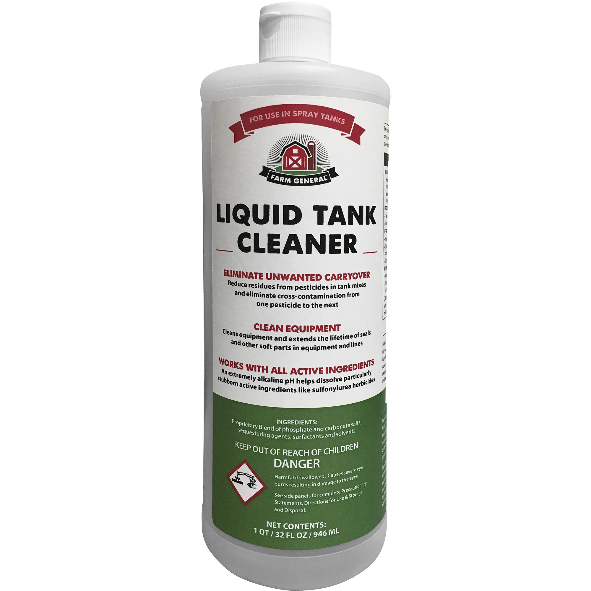 FARM GENERAL LIQUID TANK CLEANER