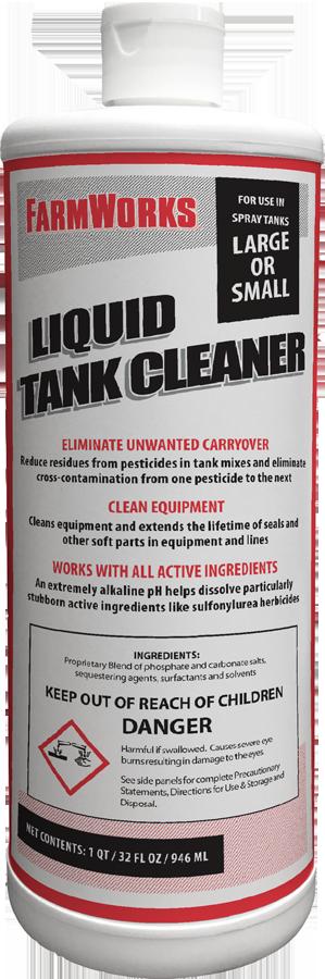 FARMWORKS™  LIQUID TANK CLEANER