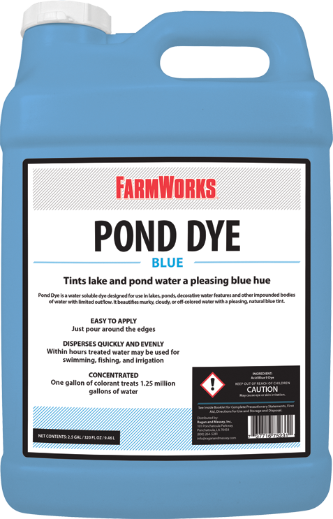 FARMWORKS POND DYE