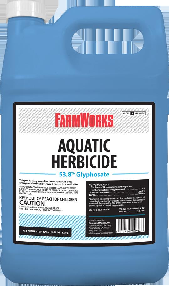 FARMWORKS AQUATIC HERBICIDE