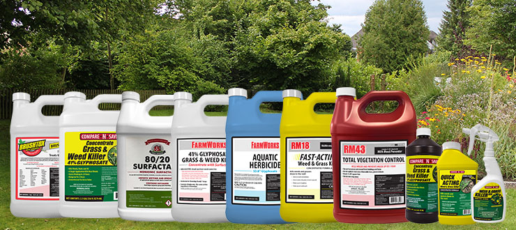 Which Ragan & Massey Herbicide Should You Grab?