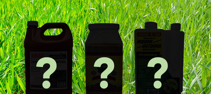 Lawn Products You Should Never Be Without